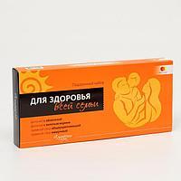 Подарочный набор 'Алтайская сила' для здоровья всей семьи травяной сбор общеукрепляющий травяной сбор