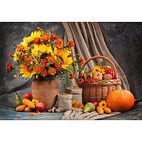 Картина на подрамнике 'Осеннее настроение' 50*100 см
