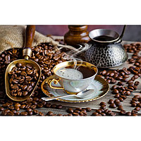 Картина на подрамнике 'Кофе' 50*100 см