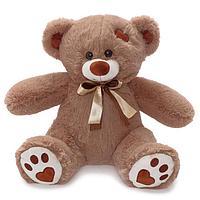 Мягкая игрушка 'Медведь Тони' коричневый 50 см