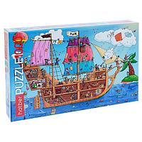 Пазл 'Пиратский корабль', 1000 элементов