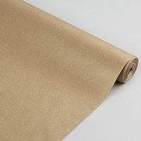 Бумага упаковочная крафт 0,72 x 50 м, 40 г/м