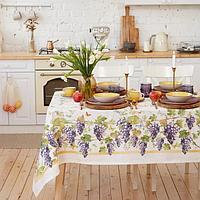 Набор столовый 'Этель' Provence, скатерть 110х150 +/- 3см, салфетки 4 шт