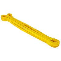 Эспандер ленточный, многофункциональный, 1-10 кг, 208 х 0,6 х 0,5 см, цвет жёлтый