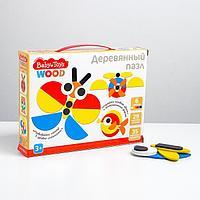 Пазл деревянный 29 элементов 'Baby Toys'