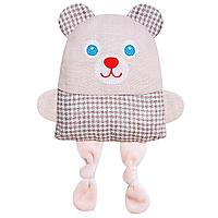 Развивающая игрушка с вишневыми косточками 'Крошка Мишка. Доктор мякиш'