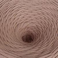 Трикотажная лента 'Лентино' лицевая 100м/320±15гр, 7-8 мм (капучино) МИКС