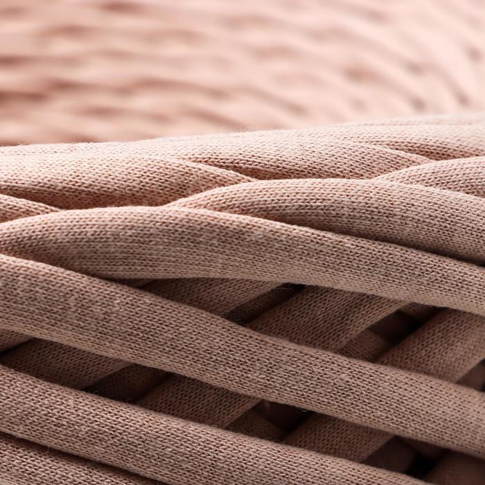 Трикотажная лента 'Лентино' лицевая 100м/320±15гр, 7-8 мм (капучино) МИКС - фото 8