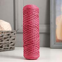 Шнур для вязания 'Классика' 100 полиэфир 3мм 100м (140 розовый)