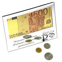 Купюра 500 Евро 'Деньги обладают способностью размножаться'