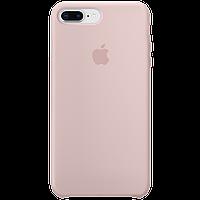 IPhone 8 Plus / 7 Plus Silicone Case - Pink Sand