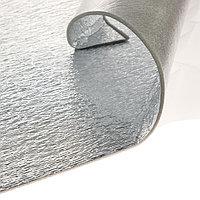 Звукоизоляционный материал StP Барьер 4 ЛМ КС, металлизированная пленка, размер 4х750х1000 мм (комплект из 5
