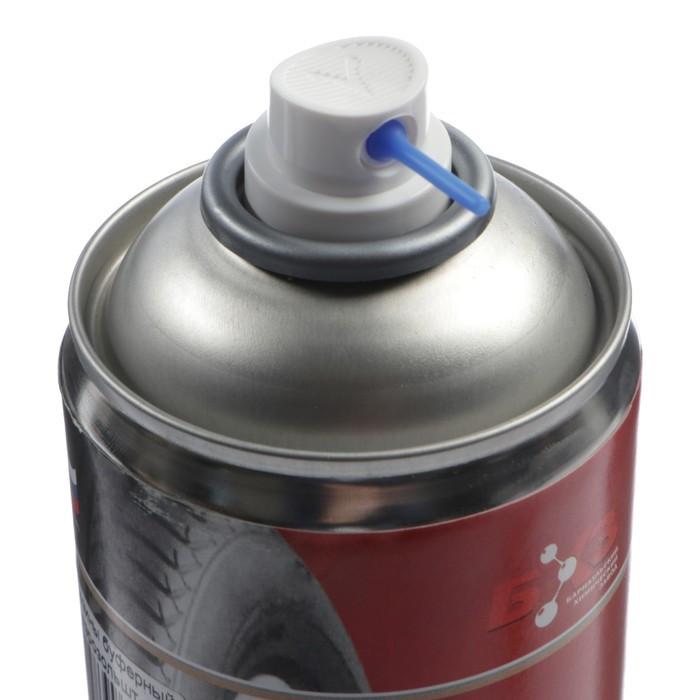 Буферный очиститель резины для обезжиривания, 520 мл, аэрозоль - фото 4