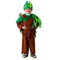 Карнавальный костюм 'Леший', шапка, кофта, пояс, штаны, 5-7 лет, рост 122-134 см