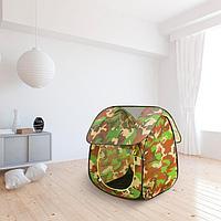 Игровая палатка 'Домик', цвет хаки