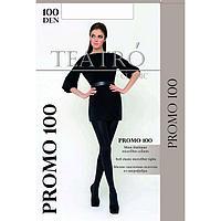 Колготки женские Promo 100 den, цвет чёрный (nero), размер 2