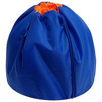 Чехол для мяча гимнастического утеплённый, цвет синий