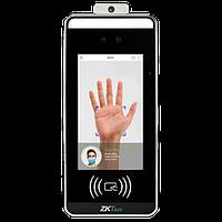 Биометрический терминал распознавания лиц ZKTeco SpeedFace-V5L-RFID[TD]