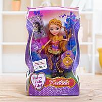 Кукла модная шарнирная 'Мишель' в костюме с аксессуарами, МИКС