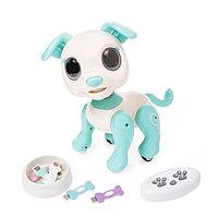 Робот-собака 'Питомец Щенок', интерактивный, радиоуправляемый, работает от аккумулятора
