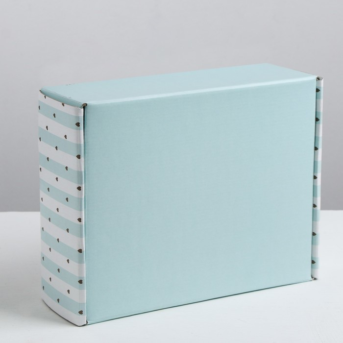 Складная коробка 'Удовольствие', 27 x 9 x 21 см - фото 1
