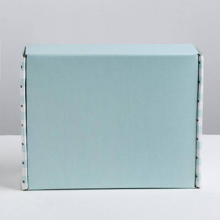 Складная коробка 'Удовольствие', 27 x 9 x 21 см - фото 2
