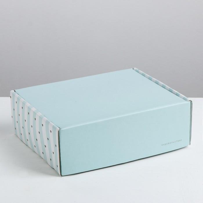 Складная коробка 'Удовольствие', 27 x 9 x 21 см - фото 3