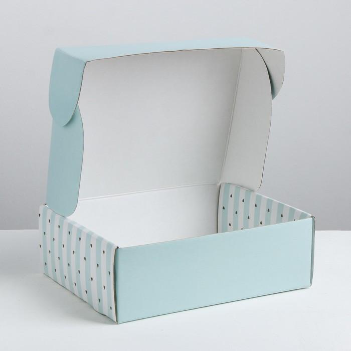 Складная коробка 'Удовольствие', 27 x 9 x 21 см - фото 5