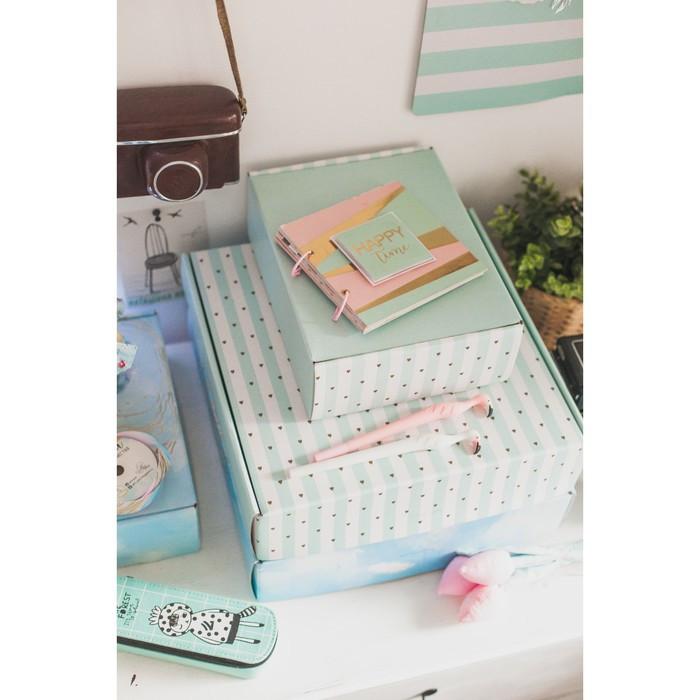 Складная коробка 'Удовольствие', 27 x 9 x 21 см - фото 6