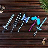 Набор деревянных сувениров 'Алмазное оружие'