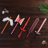 Набор деревянных сувениров 'Оружие воина'
