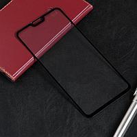 Защитное стекло Red Line для Huawei Honor 8X, Full Screen, полный клей, черное