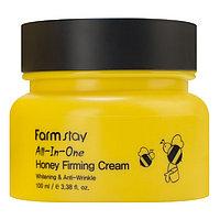 Крем для лица FarmStay 'Укрепляющий', с экстрактом мёда, 100 мл