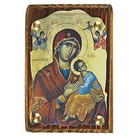 Икона 'Пресвятая Богородица' на подвесе