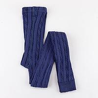 Леггинсы детские, цвет джинс, рост 122-128