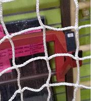 Сетка заградительная 100х100х2.2 бел/зелен.
