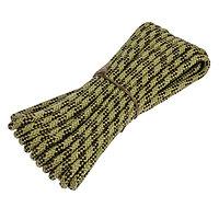 Шнур плетёный 24-х прядный ПП, d8 мм, 10 м, цвет МИКС