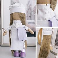 Интерьерная кукла 'Повар Селена', набор для шитья 15,6 x 22.4 x 5.2 см