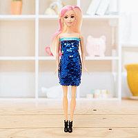 Кукла-модель 'Ульяна' в платье, МИКС