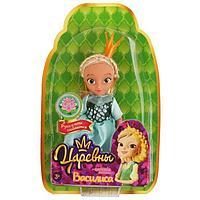 Кукла 'Василиса', 15 см, новый наряд, руки, ноги сгибаются