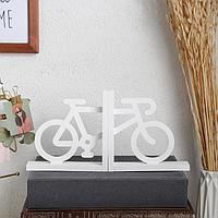 Держатель для книг 'Велосипед', набор 2 шт