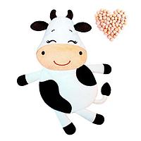 Развивающая игрушка-грелка 'Корова Ася'