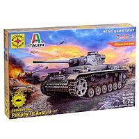 Сборная модель 'Немецкий танк Т-IIIJ', масштаб 172