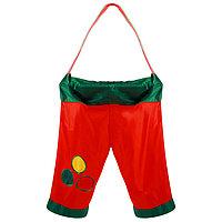 Штаны для игры с шарами взрослые D-60, 97х35 цвета МИКС