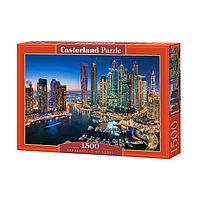 Пазл 1500 элементов 'Небоскребы Дубая'