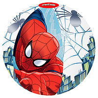 Мяч пляжный Spider-Man, d51 см, от 2 лет, 98002 Bestway