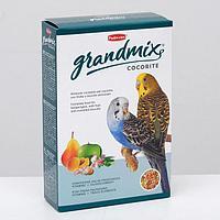Корм комплексный/основной Padovan GRANDMIX Cocorite для волнистых попугаев , 400 г.