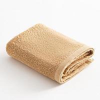Полотенце махровое Экономь и Я 50х80 см, цв. карамельный, 100 хл, 260 гр/м2