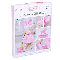 Интерьерная кукла 'Паффи', набор для шитья, 18,9 x 22,5 x 2,5 см
