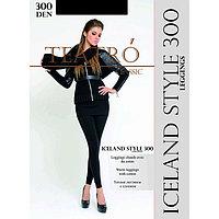 Легинсы женские с начесом Iceland style leggings 300 цвет чёрный (nero), размер 2